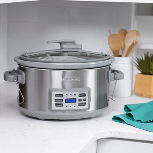 Best Slow Cookers - Black and Decker