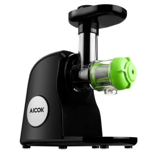 Best Juicers - Aicok Slow Masticating Juicer