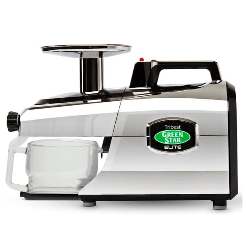 Best Juicers - Tribest Greenstar Elite Juicer