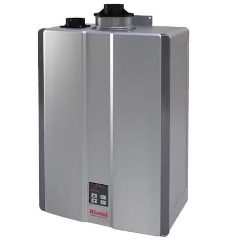 Best Tankless Water Heaters - Rinnai