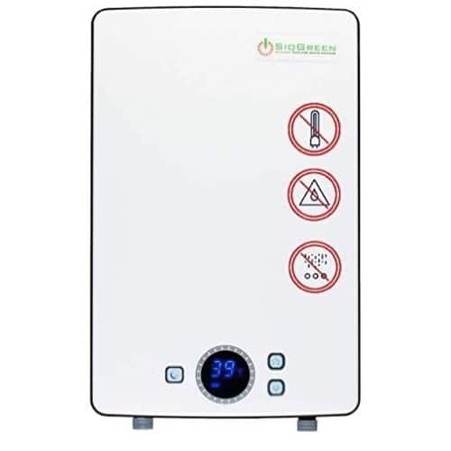 Best Tankless Water Heaters - Siogreen
