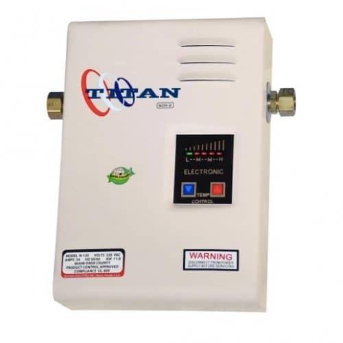 Best Tankless Water Heaters - Titan
