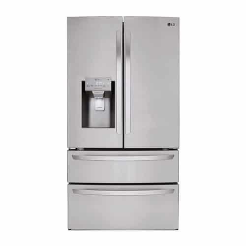 Best French Door Refrigerators - LG French Door Refrigerator Review