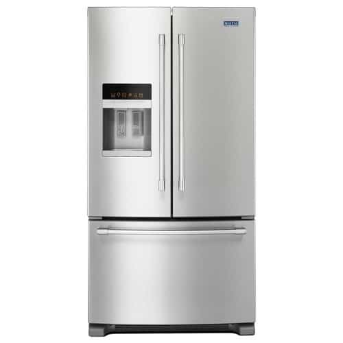 Best French Door Refrigerators - Maytag French Door Refrigerator Review