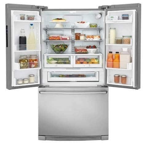 Best French Door Refrigerators - Electrolux French Door Refrigerator Review