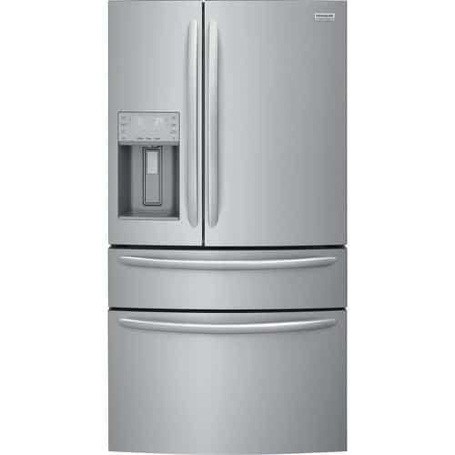 Best French Door Refrigerators - Frigidaire French Door Refrigerator Review