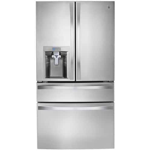Best French Door Refrigerators - Kenmore French Door Refrigerator Review