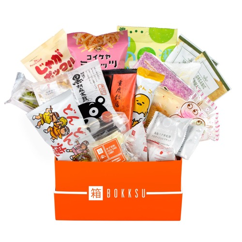 Best Snack Subscription Boxes - Bokksu Review