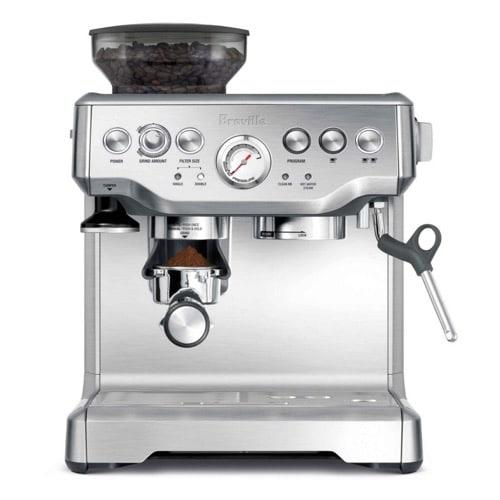 Best Espresso Machines - Breville Espresso Machine Review