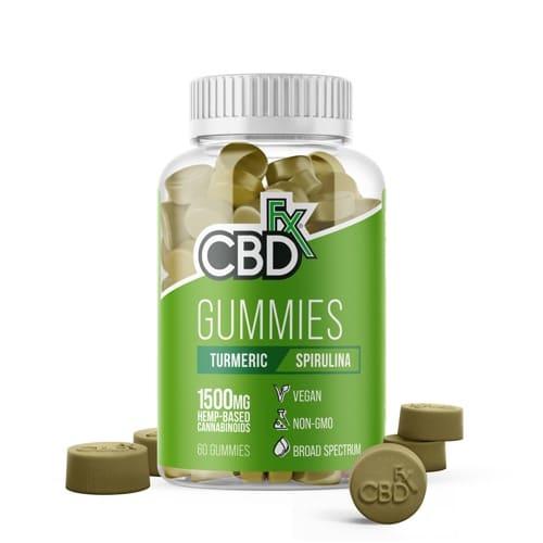 Best CBD Gummies - CBDfx CBD Gummies Review