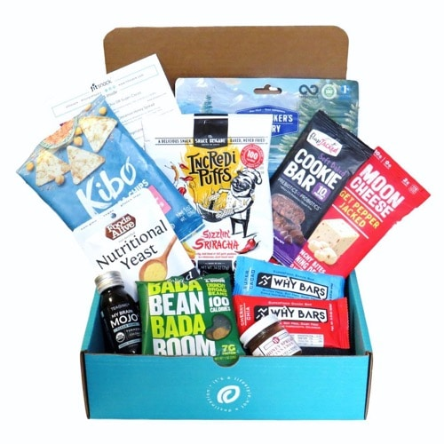 Best Snack Subscription Boxes - FitSnack Review
