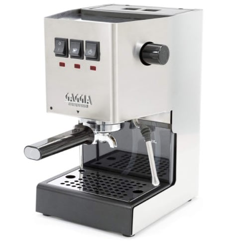 Best Espresso Machines - Gaggia Espresso Machine Review