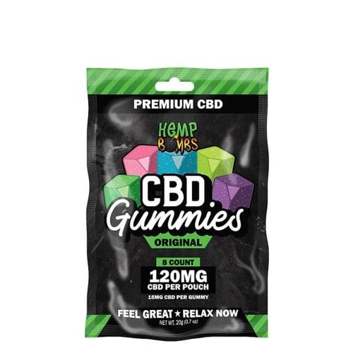 Best CBD Gummies - Hemp Bombs CBD Gummies Review
