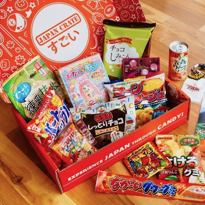 Best Snack Subscription Boxes - Japan Box Review