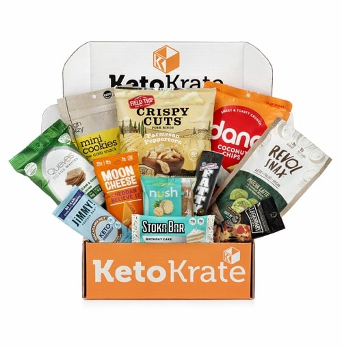Best Snack Subscription Boxes - Keto Krate Review