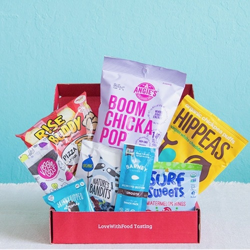 Best Snack Subscription Boxes - Love With Food Review