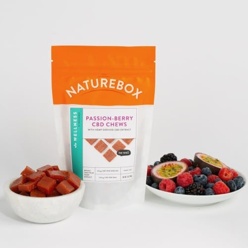 Best Snack Subscription Boxes - NatureBox Review