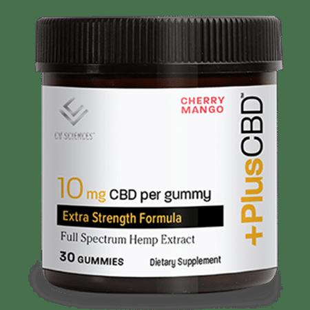 Best CBD Gummies - PlusCBD Gummies Review