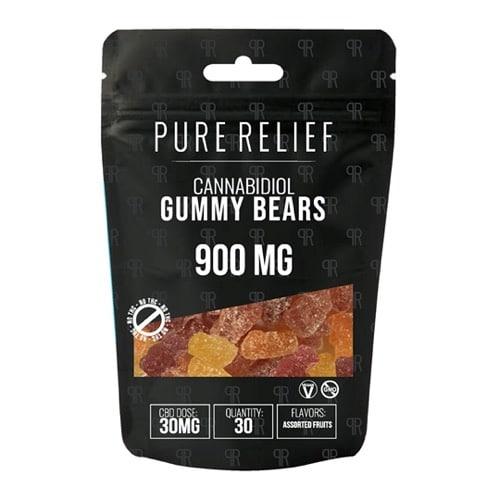 Best CBD Gummies - Pure Relief CBD Gummies Review