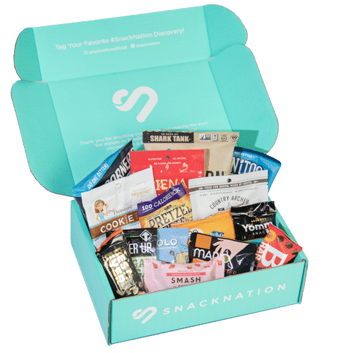 Best Snack Subscription Boxes - SnackNation Review