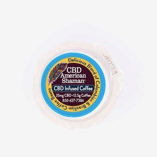 Best CBD Coffee - American Shaman CBD Coffee Review