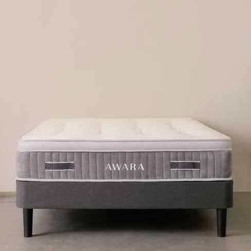 Best Organic Mattress - Awara Organic Luxury Hybrid Mattress Review