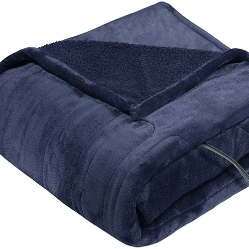 Best Electric Blanket - Beautyrest Heated Electric Blanket Review