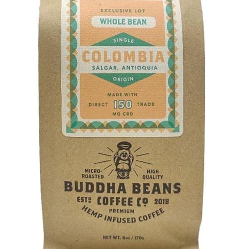 Best CBD Coffee - Buddha Beans CBD Infused Coffee Review