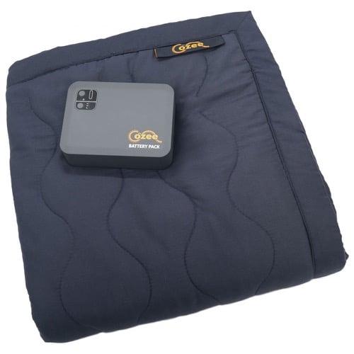 Best Electric Blanket - CozyWinters Cozee Heated Blanket Review