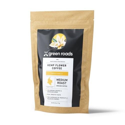 Best CBD Coffee - Green Roads Hemp Flower Coffee Review