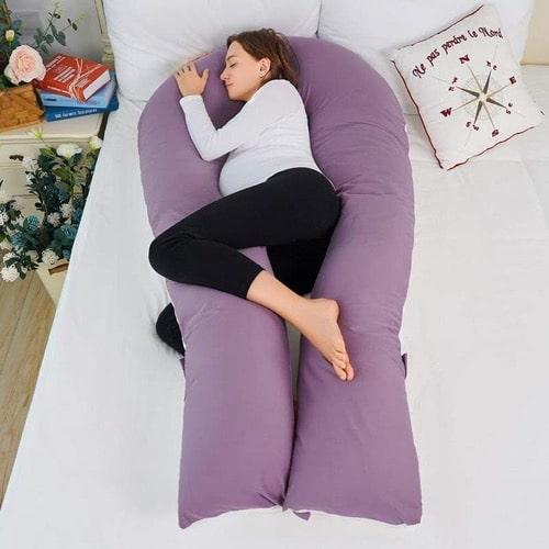 Best Pregnancy Pillow - Queen Rose Pregnancy Pillow Review