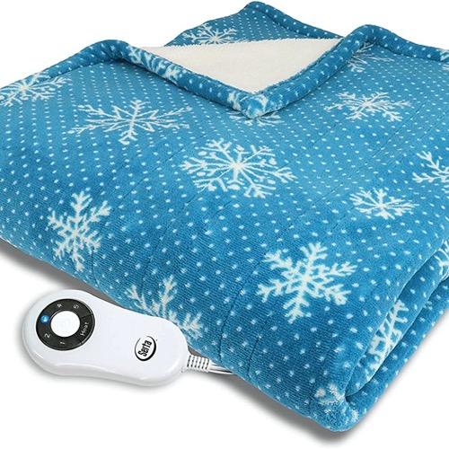Best Electric Blanket - Serta Heated Electric Blanket Review