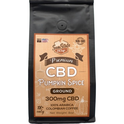 Best CBD Coffee - Sun State CBD Coffee Review