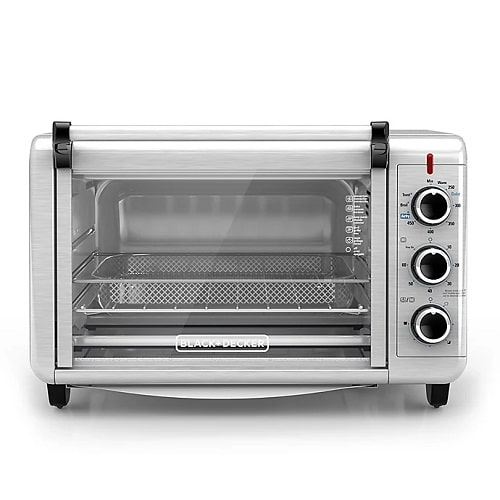 Best Toasters - Black and Decker Crisp 'N Bake Air Fry Toaster Oven Review