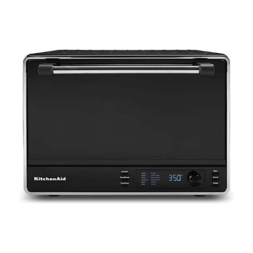 Best Toasters - KitchenAid Dual Convection Countertop Toaster Oven Review