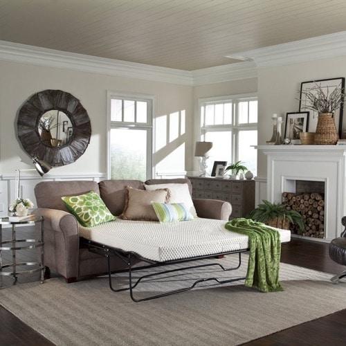 PlushBeds Reviews - Natural Latex Sofa Bed Mattress Review