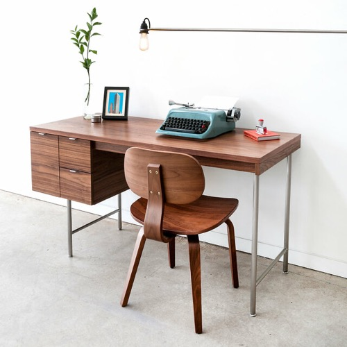 Best Home Office Desk - OfficeDesigns Conrad Desk by Gus Modern Review