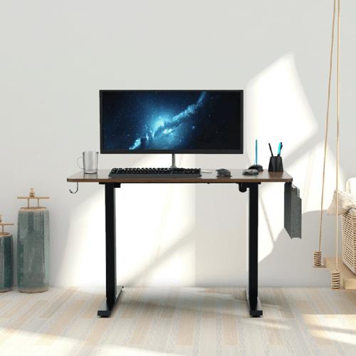 Best Home Office Desk - SpassWay Electric Height Adjustable Standing Desk Review