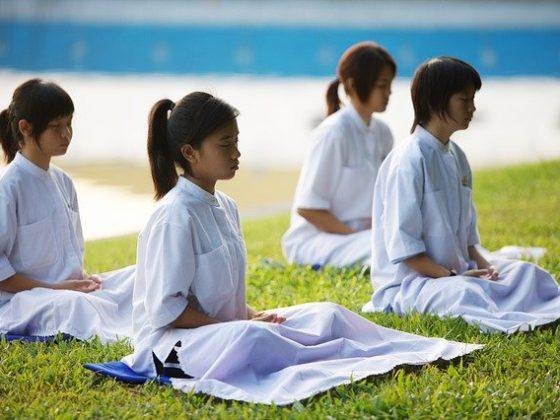Children Who Meditate Sleep Better