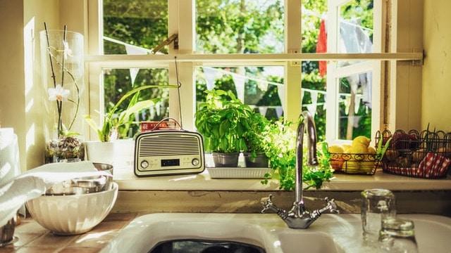 Herb Garden Ideas - Kitchen Garden