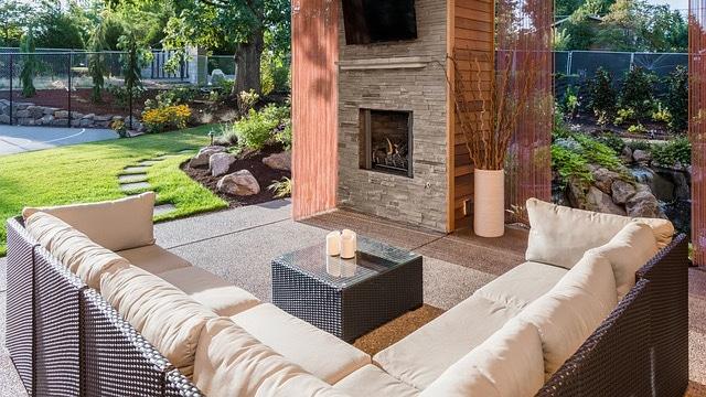 Backyard Ideas - Patio Deck