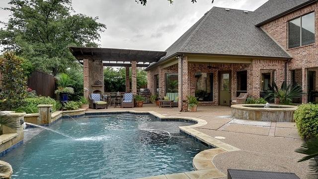 Backyard Ideas - Backyard Pool