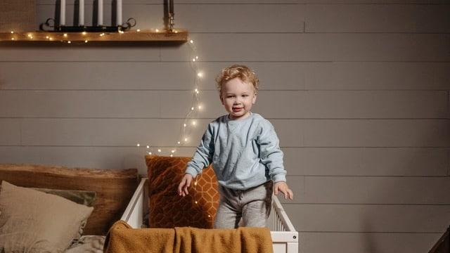 Baby Boy Nursery Ideas - Lights