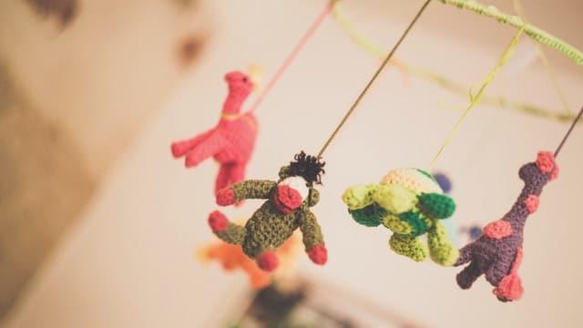 Baby Boy Nursery Ideas - Plushies