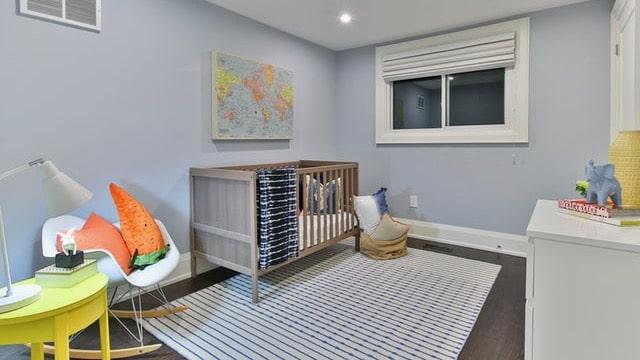 Baby Boy Nursery Ideas - Minimalistic