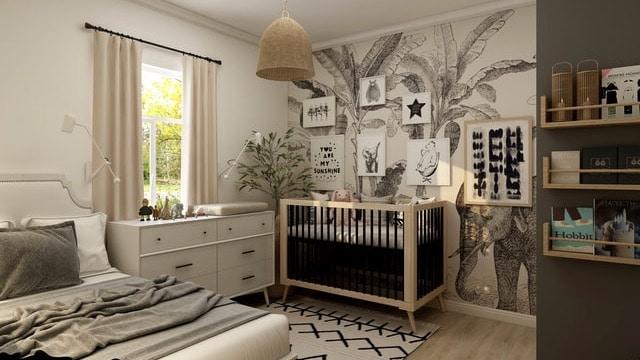 Baby Boy Nursery Ideas - Fun Wallpaper