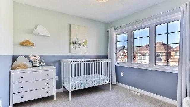 Baby Boy Nursery Ideas - Neutral