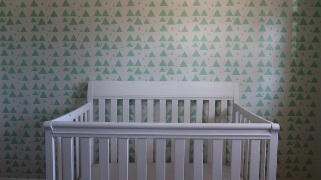Baby Boy Nursery Ideas - Play with Patterns