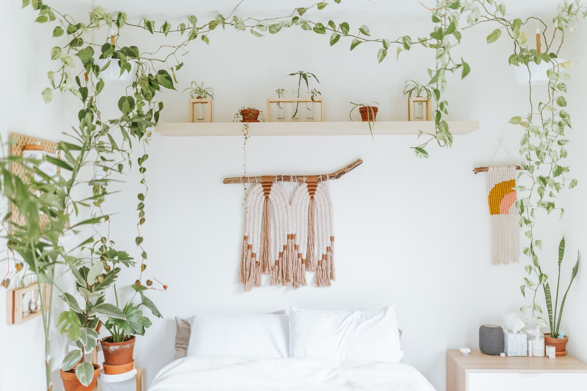 Boho Bedroom Ideas - Featured