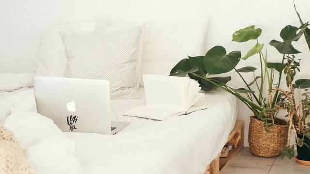 Boho Bedroom Ideas - Boho White